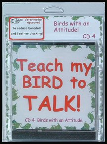 Training birds to talk fast with a bird training mp3 download.